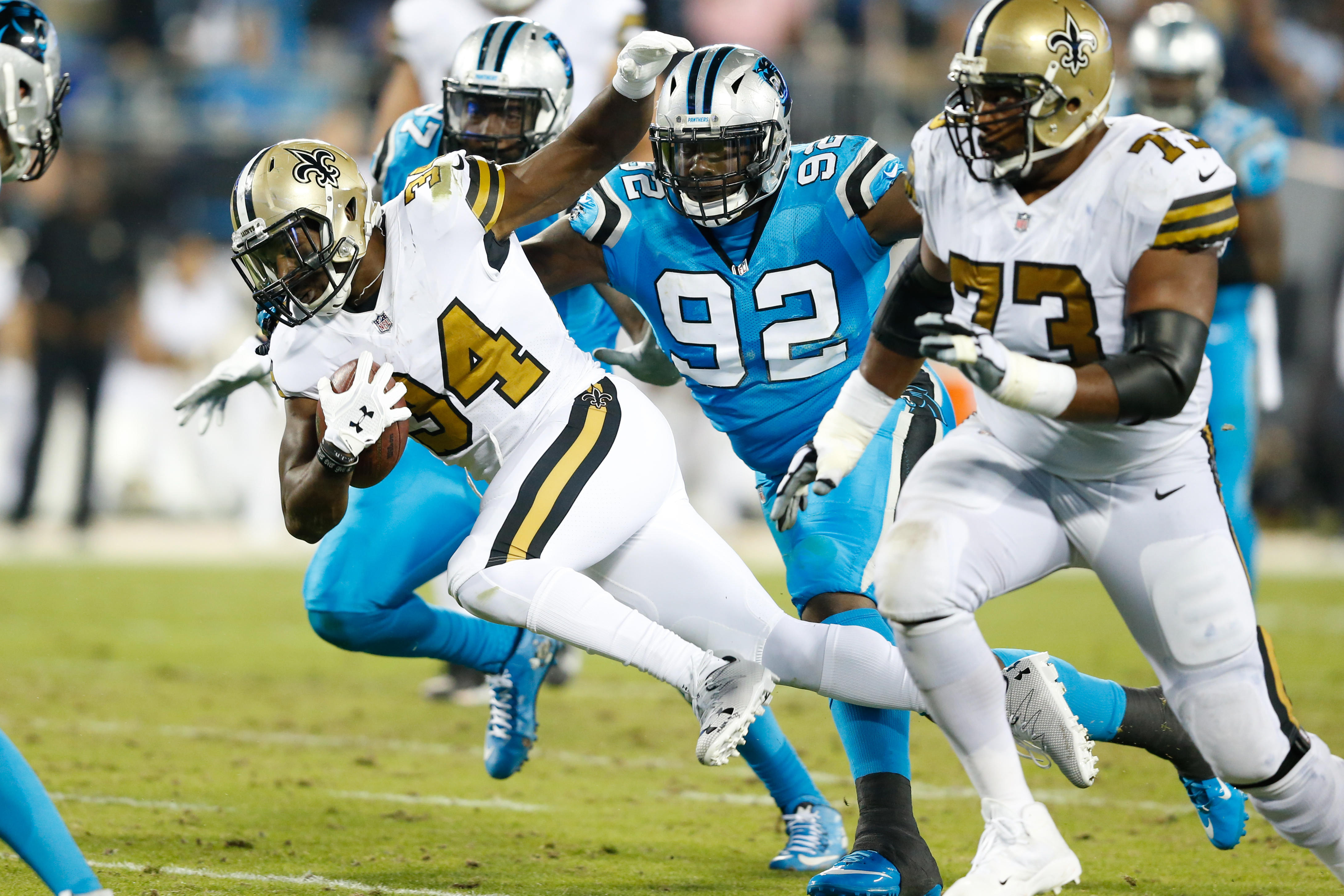 cheaper 11b26 ba952 Carolina Panthers: The 2017-8 Schedule Can Be Had - Page 5